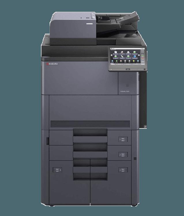 Kyocera TASKalfa 9003i Multifunction Printer Space Age Copy Systems