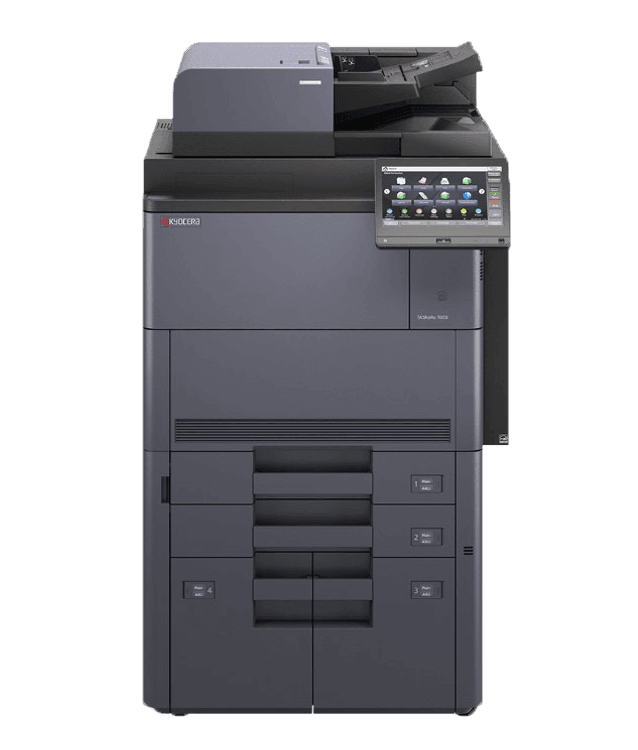Kyocera TASKalfa 9003i Multifunction Printer Space Age Copy Systems